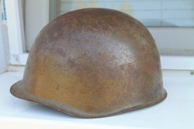 Original WWII Russian Helmet  M1939Year