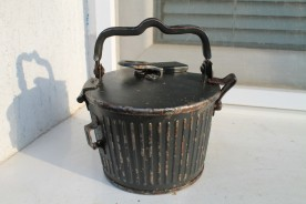 Drum Basket Holder for MG34/43 from WWII