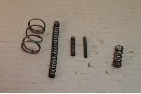 Original relic parts MP38 MP40 WWII