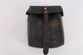 Original WWII MG34 MG42 Leather Tool Pouch.