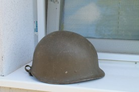 Old Rare German Helmet Bungerver