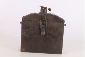 Original WWII Battery Box for MG34 Optics.